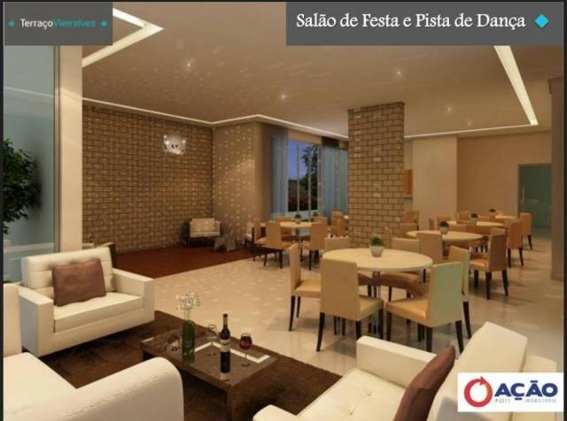 Apartamento à venda com 3 dormitórios em Nossa senhora das graças, Manaus cod:AP596VRAQ - Foto 20