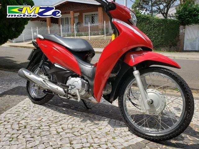 Honda Biz 110 I 2018 Vermelha com 5.000 km - Foto 4