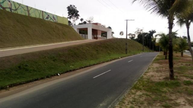 Apartamento à venda com 1 dormitórios em Tarumã-açu, Manaus cod:LOC225VWESLEY - Foto 2