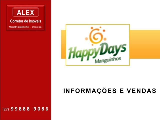 ALX - 01 - Happy Days - Apartamento 2 Quartos/Suíte - Morada de Laranjeiras - Foto 11