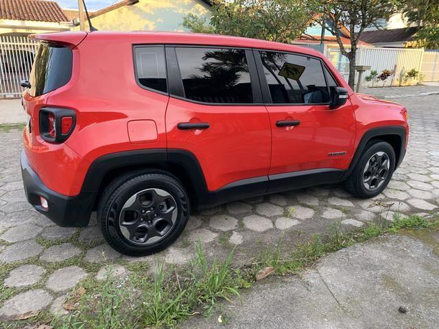 Jeep Renegade 1.8 Sport Automático 2016 - Foto 4