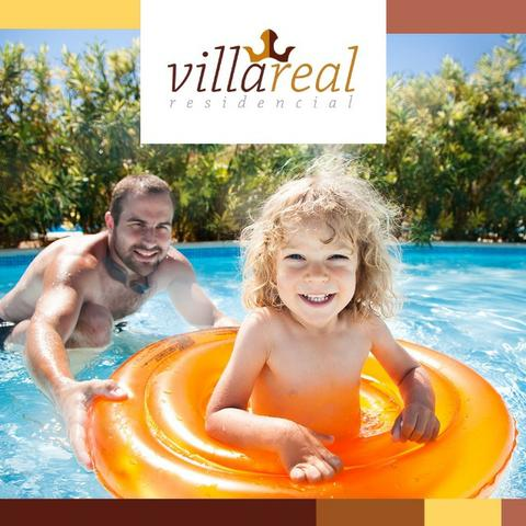 VillaReall Residencial Aptos 2 Dorms 58m2 2 Dorms 1 Vaga C/Varanda Lazer Completo - Foto 4