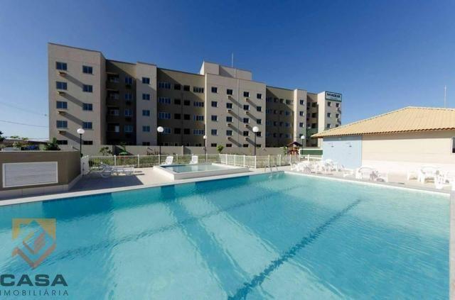 _Apto 2+1 Qts c/ varanda - Vista de Laranjeiras - Residencial Vista do Mestre