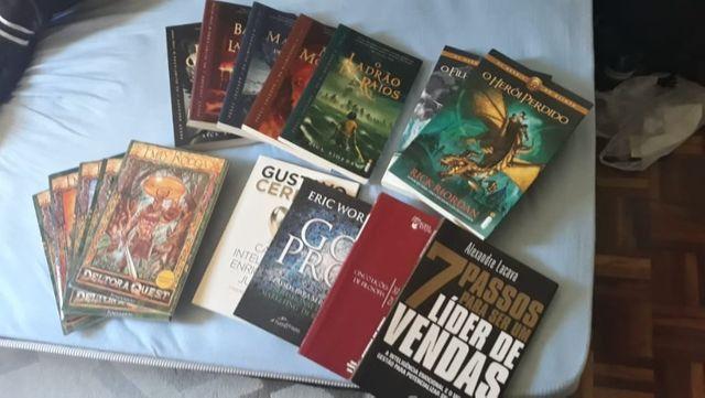Vendo Livros Usados e Seminovos
