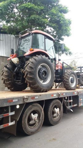 Trato Agricola de rodas Case - Foto 4