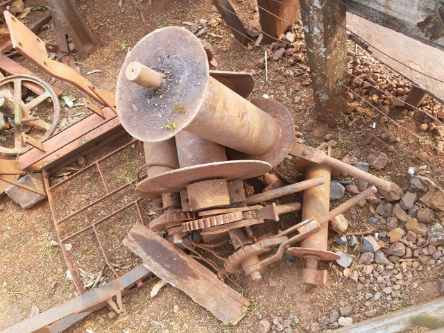 Catraca de cabo de aço - Foto 3