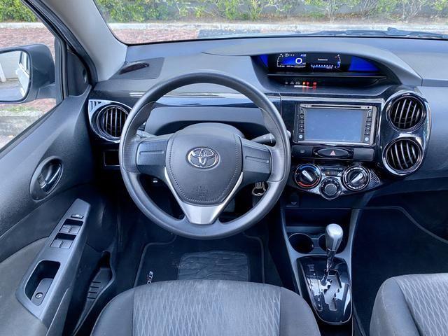 Toyota Etios Sedan 1.5 Aut. 2018 EXTRA!!! - Foto 7