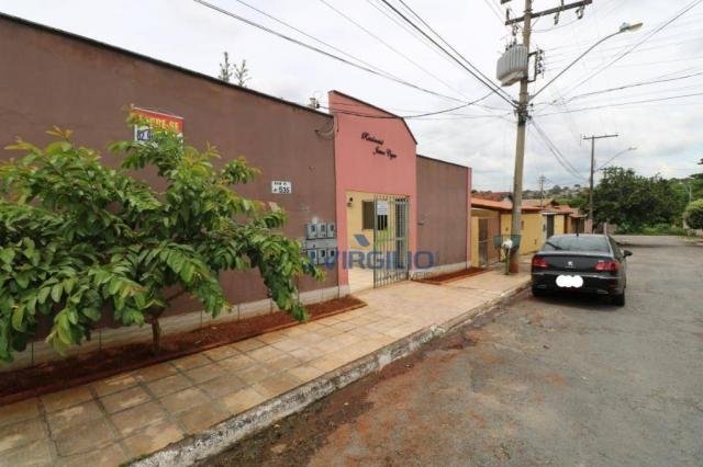 Área com 10 Kitnets à venda, 320 m² por R$ 640.000 - Vila Santa Helena - Goiânia/GO - Foto 2