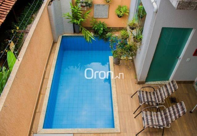 Sobrado com 4 dormitórios à venda, 364 m² por R$ 780.000,00 - Setor Jaó - Goiânia/GO - Foto 16