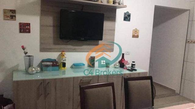 Sobrado à venda, 149 m² por R$ 720.000,00 - Bosque Maia - Guarulhos/SP - Foto 4
