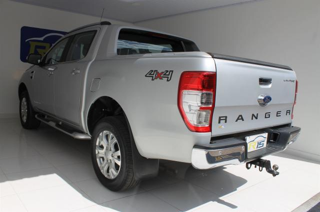 RANGER 2017/2018 3.2 LIMITED 4X4 CD 20V DIESEL 4P AUTOMÁTICO - Foto 3