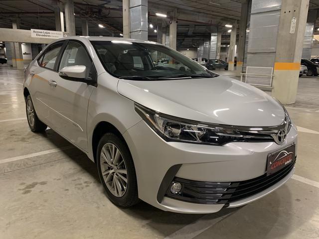 Toyota corolla gli 2018 automático c/ central multimídia impecável!!! - Foto 8