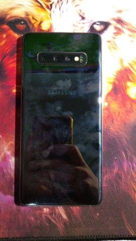 Galaxy S10 plus ceramic black 512Gb - Foto 3
