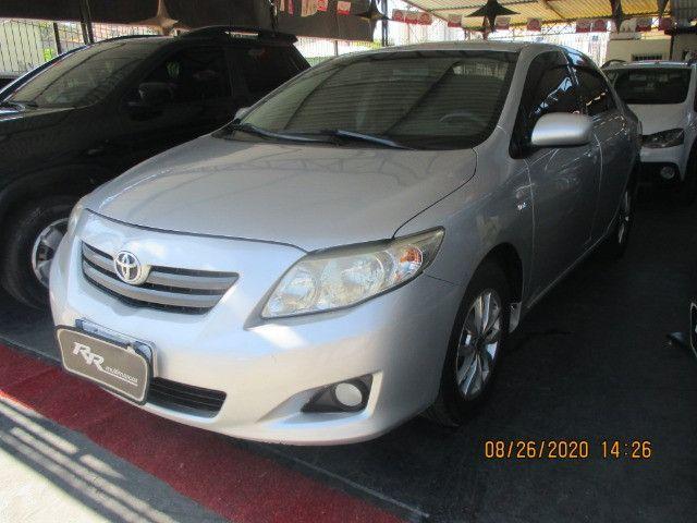 Corola xli 1.6 ano 2009