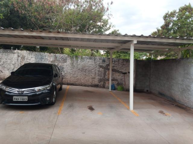 Kitnet com garagem coberta st leste vila nova - Foto 6