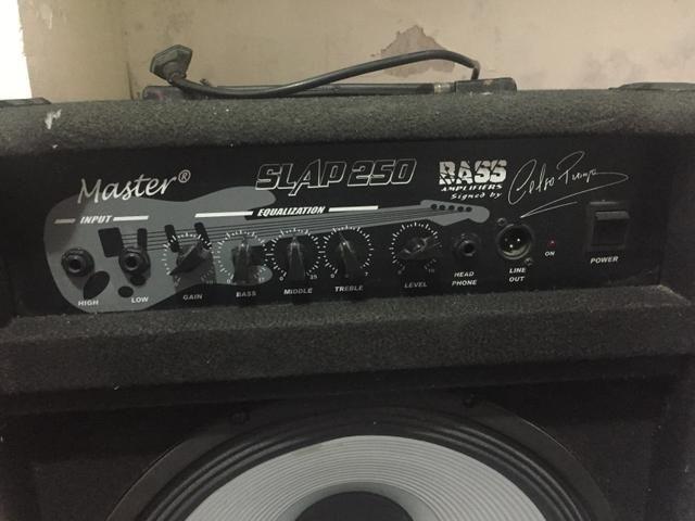 Cubo master áudio Slap 250w - Foto 2