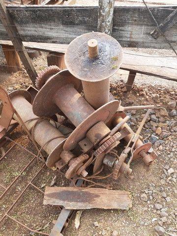 Catraca de cabo de aço - Foto 5