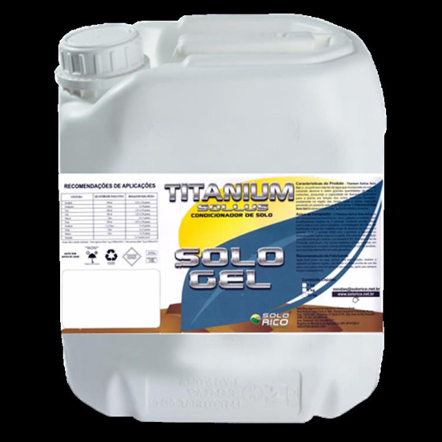 Gel de Plantio (retentor de líquido e nutrientes) - Foto 2