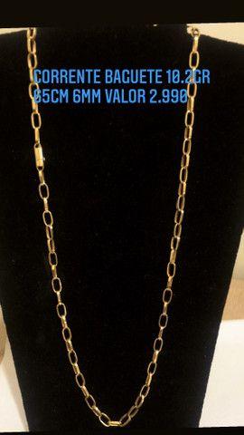 Pingente de ouro 18k 750 - Foto 5