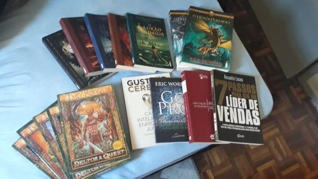 Vendo Livros Usados e Seminovos - Foto 2