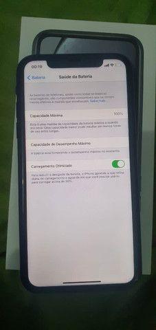 IPhone XR 64gb preto zero - Foto 6