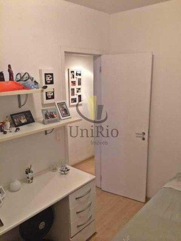Cod: FRAP20859 - Apartamento 82m² com 3 quartos - Freguesia - RJ - Foto 6