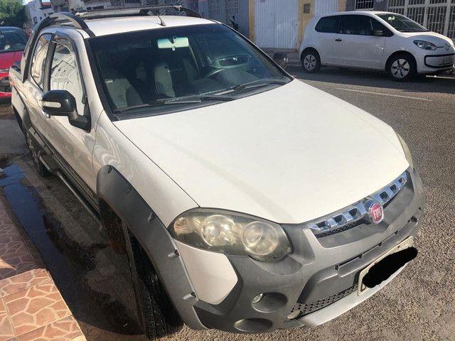 Fiat Strada Adv Cabine Dupla - Foto 3