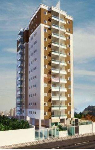 Apartamento 2 dormitórios no Canto do Forte em Praia Grande