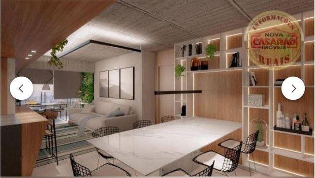 Apartamento com 2 dormitórios à venda, 83 m² R$ 442.000,00 -Canto do Forte, Praia Grande - Foto 13