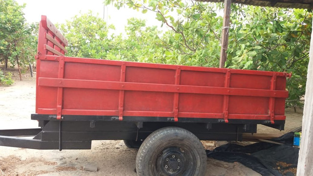Carroça agrícola - Foto 2