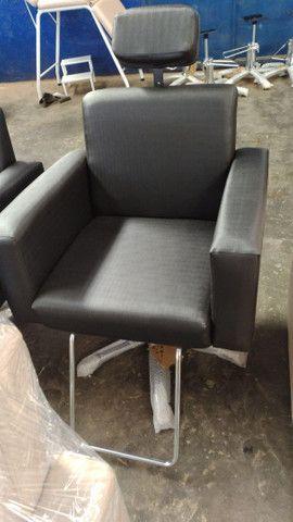 Cadeira para salão diretamente de Fábrica - Foto 4