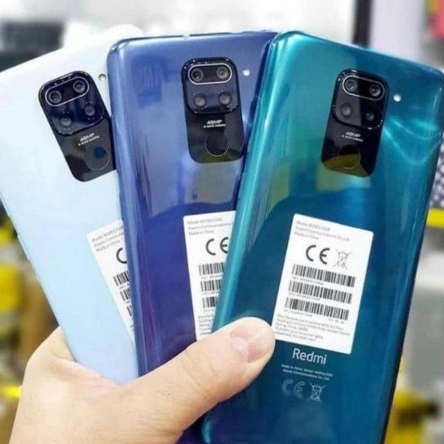 Liquidação Toop! Redmi Note 9 128  Da Xiaomi // Novo Lacrado com Garantia // Entrega.