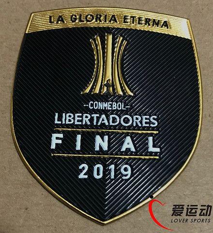 Kit Patch Final da Libertadores 2019  - Foto 5