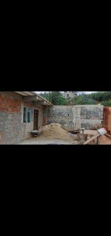 Casa em ponto de acabamento