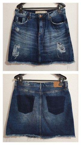 Saia jeans T.40 - Foto 2