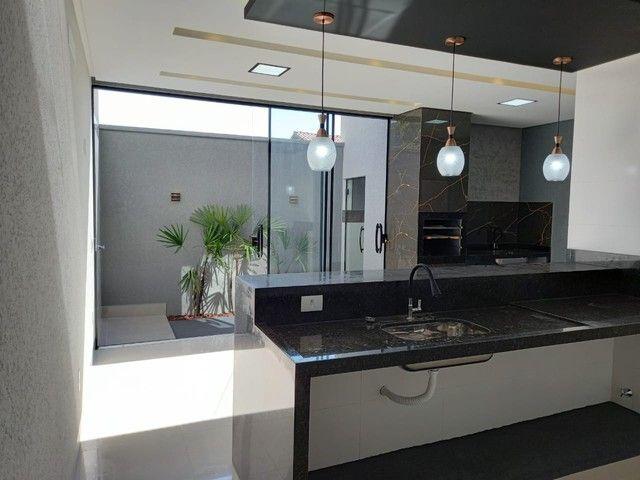 Casa para venda com 125 metros quadrados com 3 quartos no Residencial Veredas dos Buritis - Foto 11