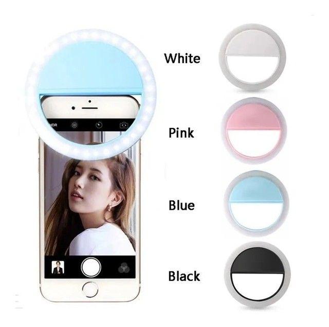Ring light Anel Selfie ? - Foto 2