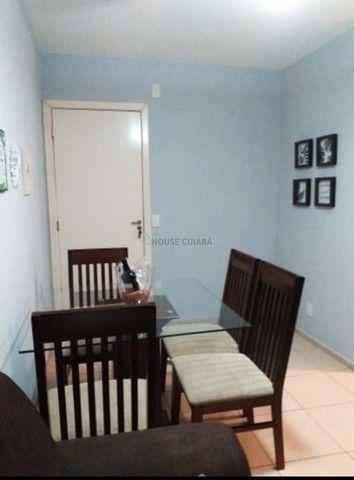 Excelente apartamento mobiliado no condomínio Spazio Cristalli - Foto 4