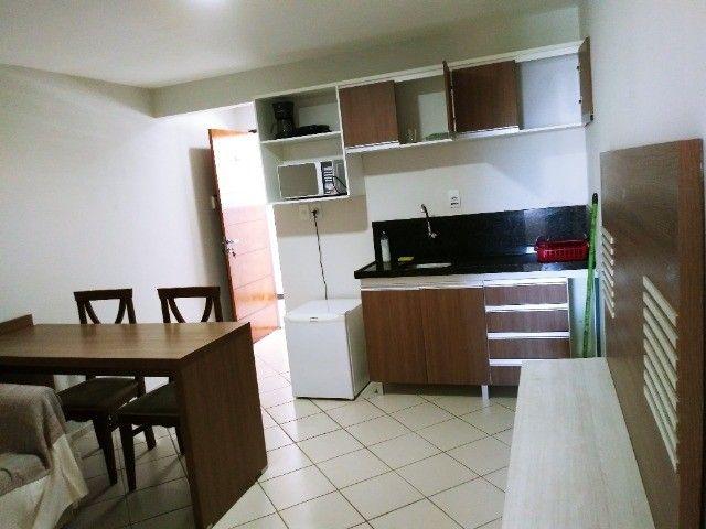 Cabo Branco a 180m da praia, apartamento 1 quarto - Foto 18