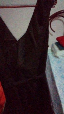Macacão preto, A Collection. - Foto 3