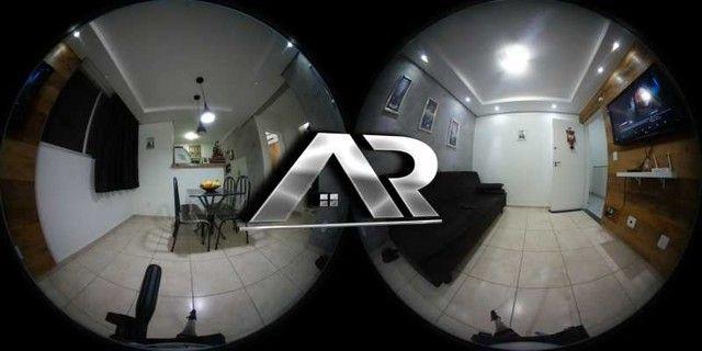 Apartamento à venda com 2 dormitórios em Kennedy, Contagem cod:ARAP20009 - Foto 7