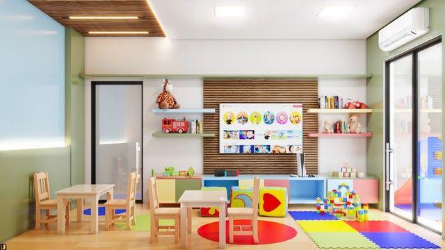 Apartamento com 3 quartos | 1 suíte e 2 semi-suítes | Varanda Gourmet | 2 vagas | Bairro F - Foto 9
