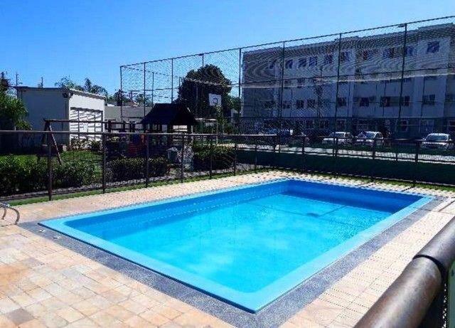 Excelente apartamento mobiliado no condomínio Spazio Cristalli - Foto 12