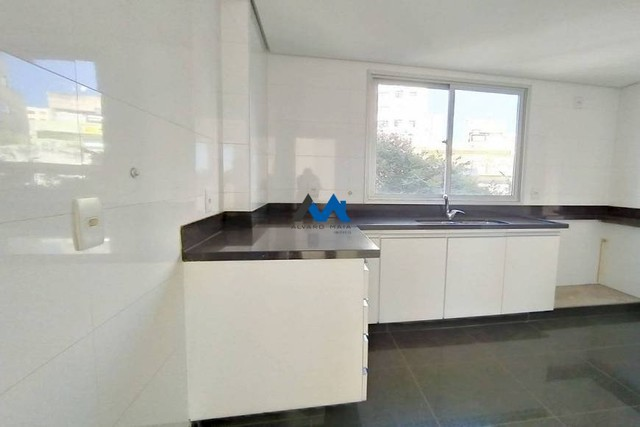Apartamento à venda com 4 dormitórios em Santo antônio, Belo horizonte cod:ALM1773 - Foto 9
