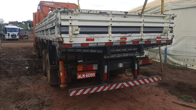 Caminhão munck para locação  - Foto 6