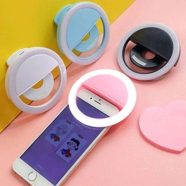 Ring light Anel Selfie ? - Foto 4