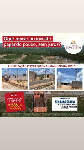 Loteamento Boa Vista, com excelente localização e próx de Fortaleza! - Foto 11