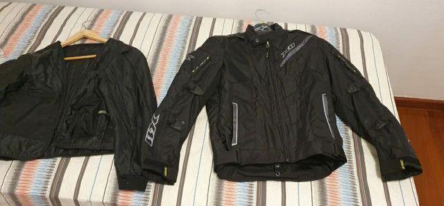 Jaqueta x11 evo Para moto esportiva. - Foto 2