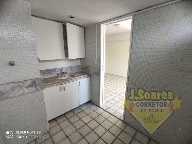Manaíra, Beira-Mar, 2 quartos, 60m², R$ 1550 C/Cond, Aluguel, Apartamento, João Pessoa - Foto 10