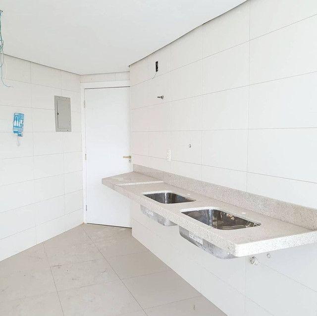 JE- Luxuoso Apartamento de 180m² Sendo 4 Suítes Próximo ao Teresina Shopping. - Foto 6